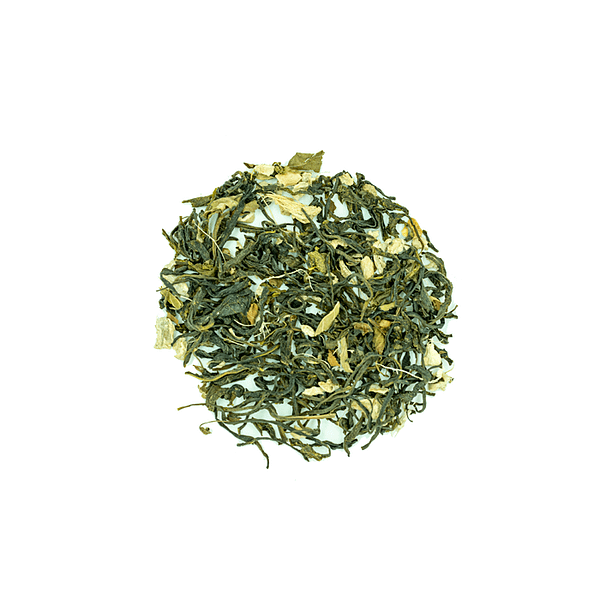 Tulsi Lemon Ginger Green Tea